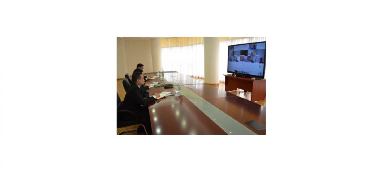 ONLINE PRESENTATION OF THE REGIONAL INITIATIVE OF THE INTERNATIONAL ORGANIZATION FOR MIGRATION