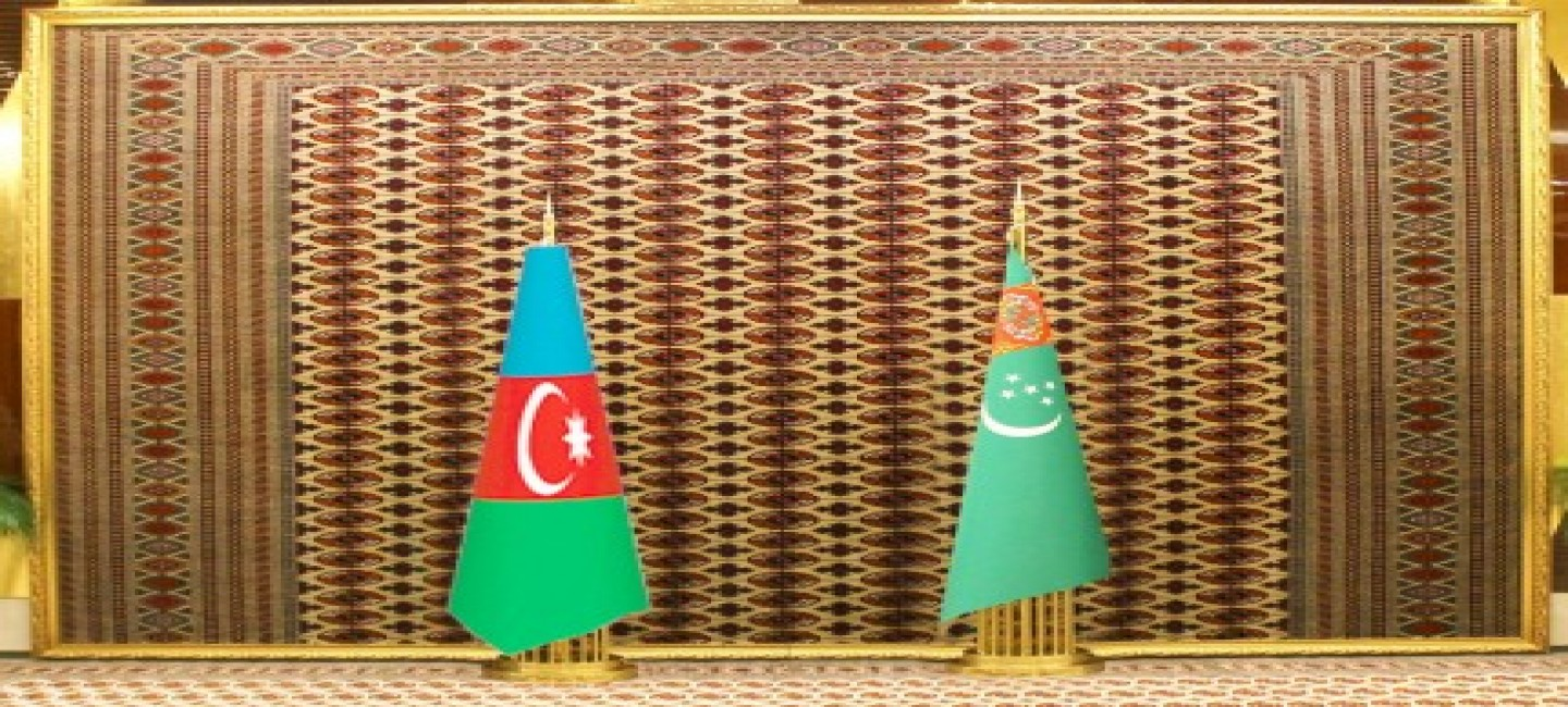 OFFICIAL VISIT OF THE PRESIDENT OF TURKMENISTAN TO THE REPUBLIC OF AZERBAIJAN HAS STARTED