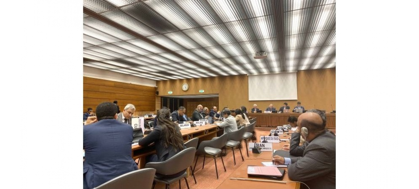 MEETING OF THE AMBASSADORS OF THE NON-ALIGNED MOVEMENT MEMBER STATES IN GENEVA