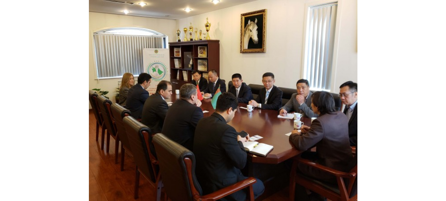 ROUND TABLE DEDICATED TO THE FIRST CASPIAN ECONOMIC FORUM WAS HELD IN BEIJING