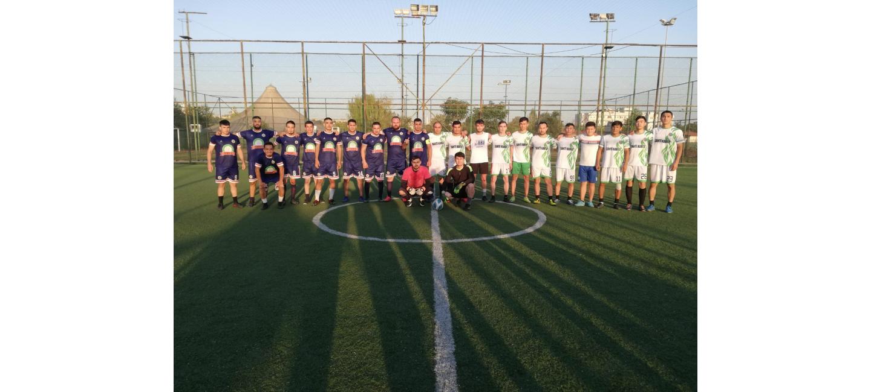 Türkmenistan'ın bağımsızlığının 30. yılı münasebetiyle Türkiye Cumhuriyetindeki Türkmen öğrencileri arasında futbol turnuvası düzenlendi.